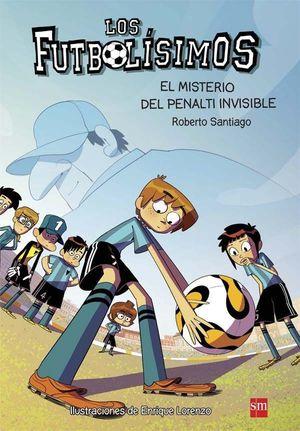 LOS FUTBOLÍSIMOS 7. EL MISTERIO DEL PENALTI INVISIBLE