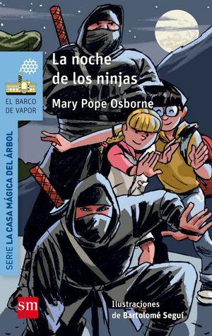 LA NOCHE DE LOS NINJAS