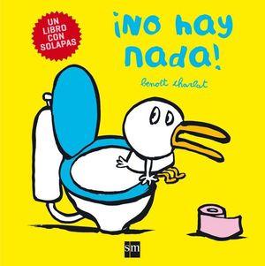 NO HAY NADA