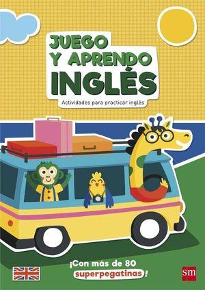 JUEGO Y APRENDO EN INGLES