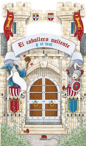 EL CABALLERO VALIENTE Y EL TROLL