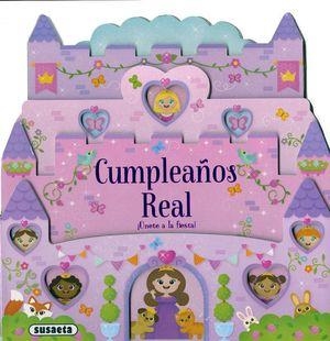 CUMPLEAÑOS REAL