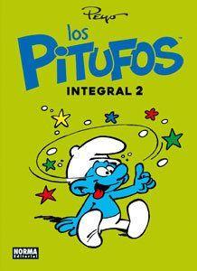 LOS PITUFOS 2, INTEGRAL