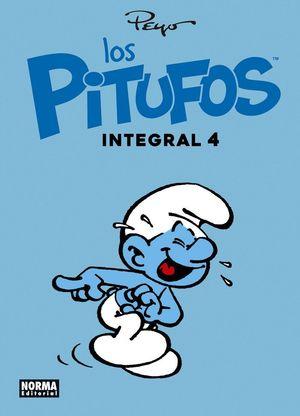 LOS PITUFOS 4. INTEGRAL