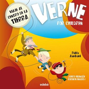 VIAJE AL CENTRO DE LA TIERRA. VERNE FOR CHILDREN