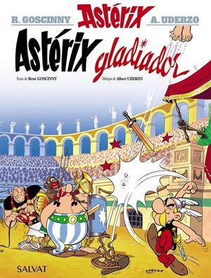 ASTERIX GLADIADOR. N 4