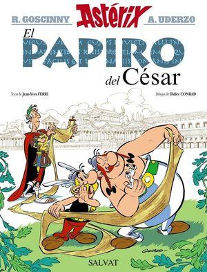 EL PAPIRO DEL CESAR. N 36