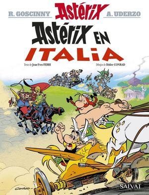 ASTERIX EN ITALIA. N 37
