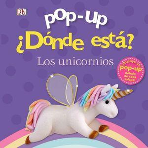 POP-UP ¿DÓNDE ESTÁ? LOS UNICORNIOS