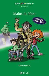 MALOS DE LIBRO