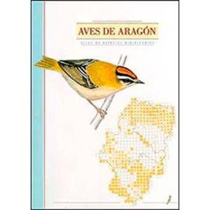 AVES DE ARAGÓN : ATLAS DE ESPECIES NIDIFICANTES