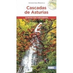CASCADAS DE ASTURIAS. 32 RUTAS CON CARTOGRAFÍA