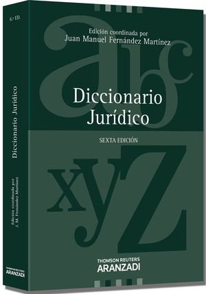 DICCIONARIO JURÍDICO