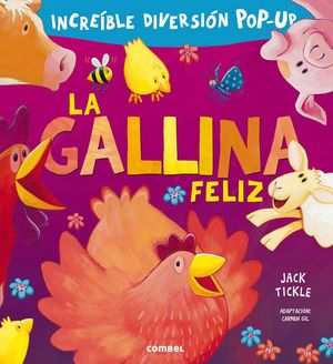 LA GALLINA FELIZ. NUEVA EDICIÓN
