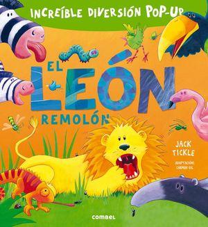 EL LEÓN REMOLÓN. 2015