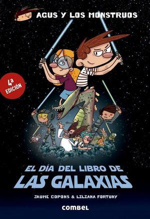 EL DÍA DEL LIBRO DE LAS GALAXIAS