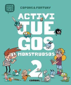 ACTIVIJUEGOS MONSTRUOSOS 2