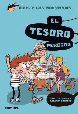 AGUS Y LOS MONSTRUOS 12. EL TESORO PERDIDO