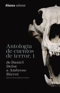 ANTOLOGIA DE CUENTOS DE TERROR , 1