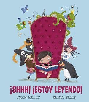 SHHH! ESTOY LEYENDO!