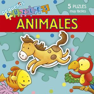 PEQUEÑOS PUZLES. ANIMALES