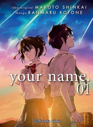 YOUR NAME. Nº01/03