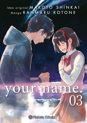 YOUR NAME. Nº03/03