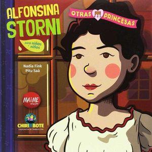 ALFONSINA STORNI (OTRAS PRINCESAS)