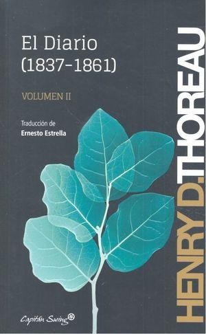 EL DIARIO (1837-1861) VOLUMEN II