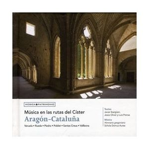 MÚSICA EN LAS RUTAS DEL CÍSTER. LIBRO CD