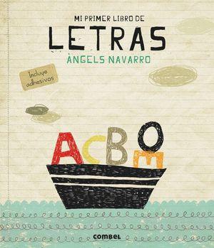 MI PRIMER LIBRO DE LETRAS
