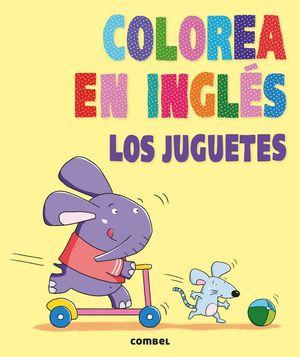 COLOREA EN INGLÉS : LOS JUGUETES