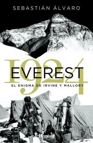 EVEREST 1924 : EL ENIGMA DE IRVINE Y MALLORY