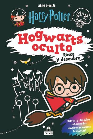 HARRY POTTER HOWARDS OCULTO