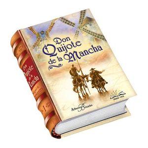 DON QUIJOTE DE LA MANCHA I (RESUMIDA)